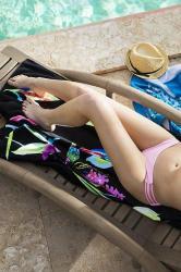 Полотенце пляжное PARAISO